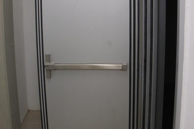 Puerta acústica cortafuegos JORDAN 1 hoja
