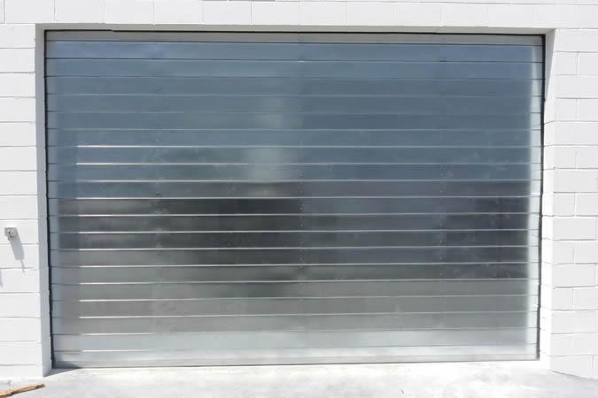 puerta cortafuegos enrollable aluminio