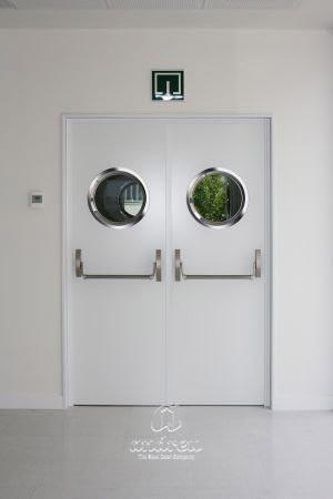 Accesorios puertas cortafuegos multiusos y residencial