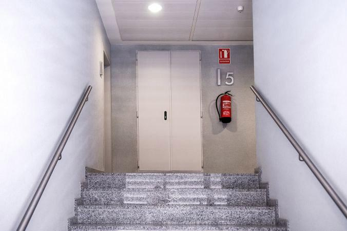 puerta registro cortafuegos turia