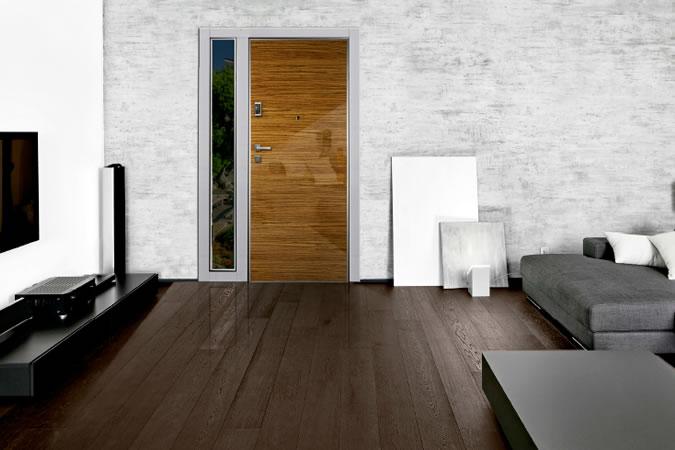 puerta residencial acorazada Hibry