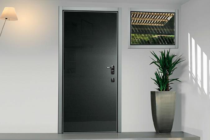 puerta residencial acorazada Wall Security